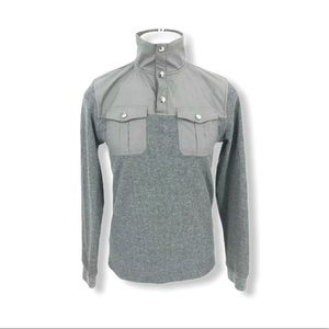 Banana Republic Men Sweater Small Pockets E3